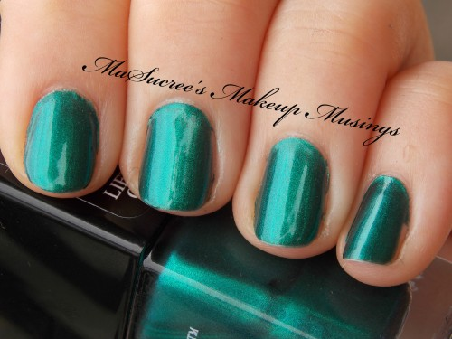 Butter London Thames Swatches MMM 2