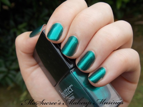 Butter London Thames Swatches MMM 4