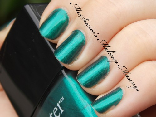 Butter London Thames Swatches MMM 6