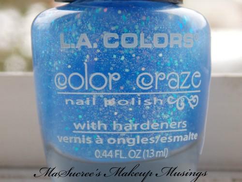 LA Colors Flurry Bottle