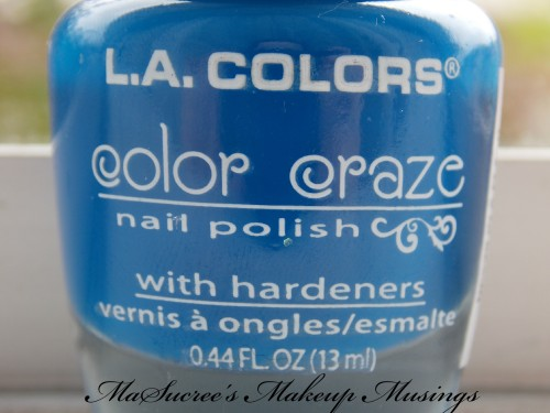 LA Colors In A Flash Bottle