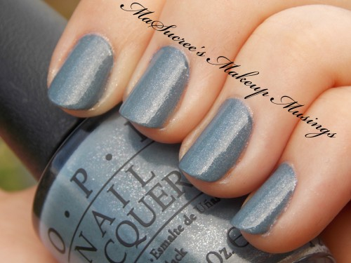 OPI I Have A Herring Problem Swatch 2