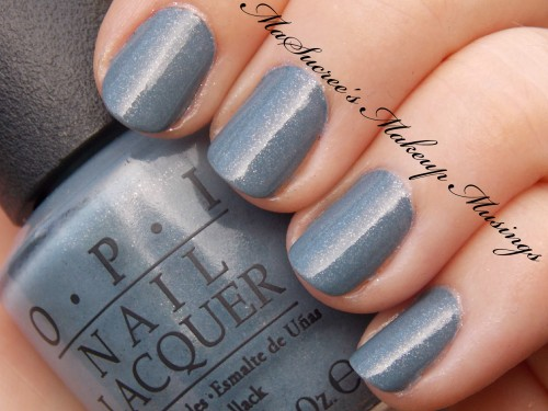 OPI I Have A Herring Problem Swatch 3