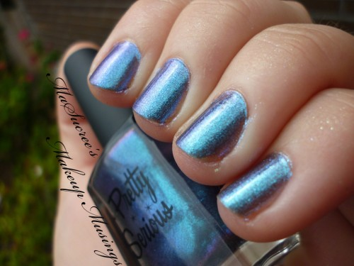 PS Galaxy Invader Swatch