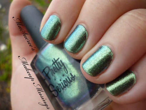 PSC Phantom Planet Swatch