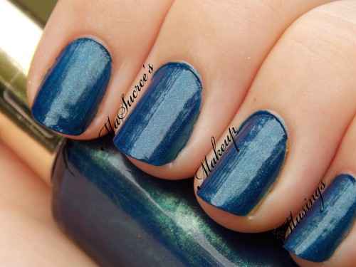LOREAL Magic Croisette Swatch MMM 2