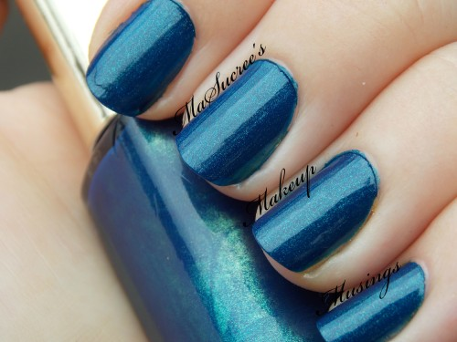 LOREAL Magic Croisette Swatch MMM 3