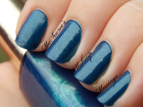 LOREAL Magic Croisette Swatch MMM