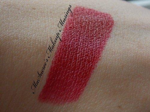 NYX Electra Swatch