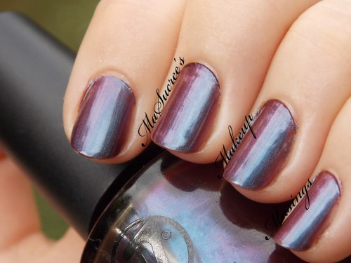 W7 Metallic Venus Swatch