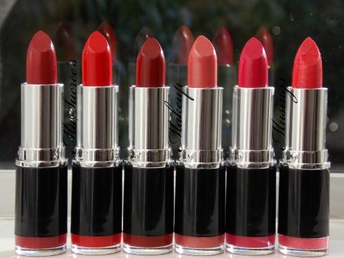 08-02-2013 MUA Lipstick