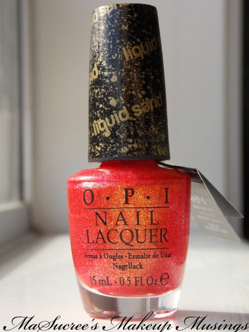 OPI Jinx Full Bottle