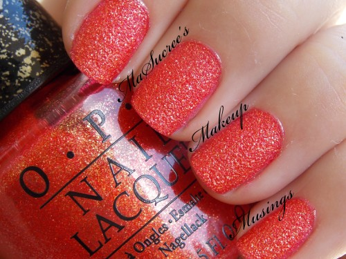 OPI Jinx Swatch 2