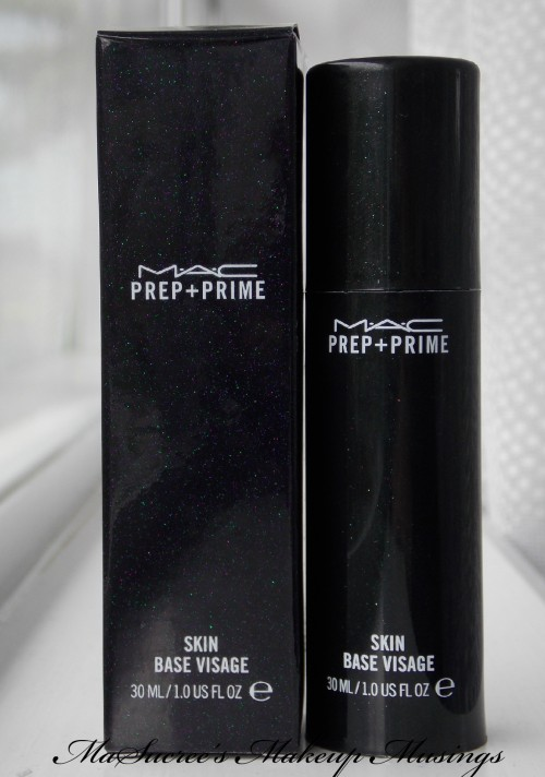 MAC Prep and Prime Bottle