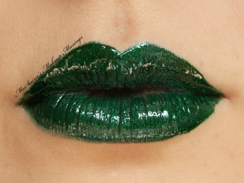 Lime Crime Serpentina and Holly Glam 3edited
