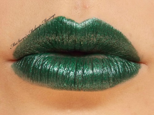 Lime Crime Serpentina Lipsedited