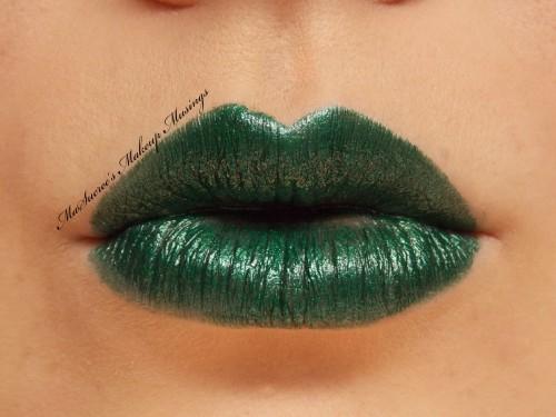 LimeCrime Serpentina Lips 2