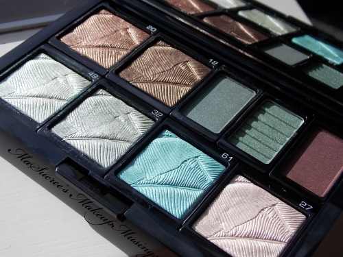 Art Deco Pallette