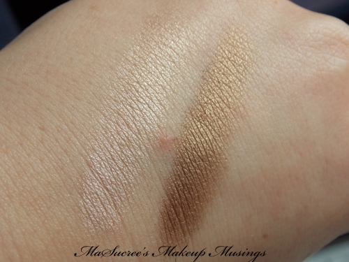 Caramel Cream Swatch