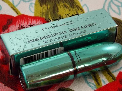 Alluring Aquatic Lipstick