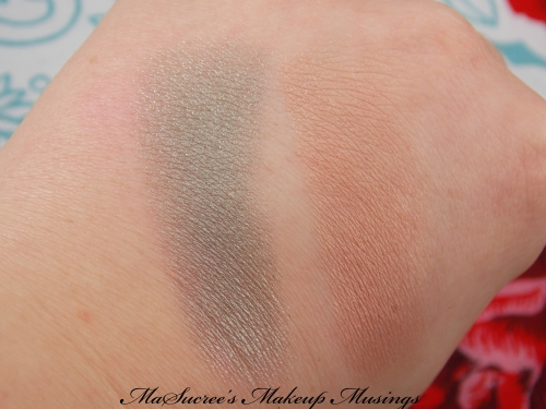 MAC AA Shadow Swatches 2