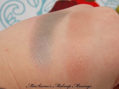 MAC AA Shadow Swatches 3