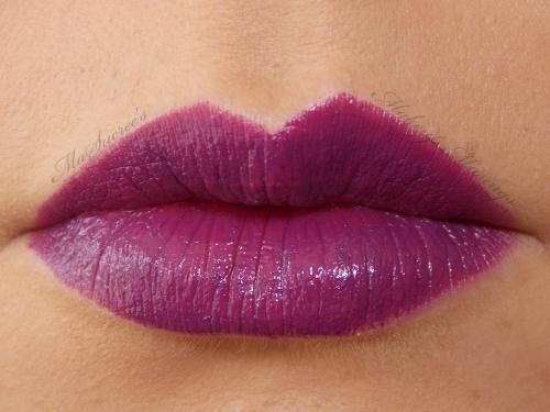 MAC Pure Heroine Lip Swatch