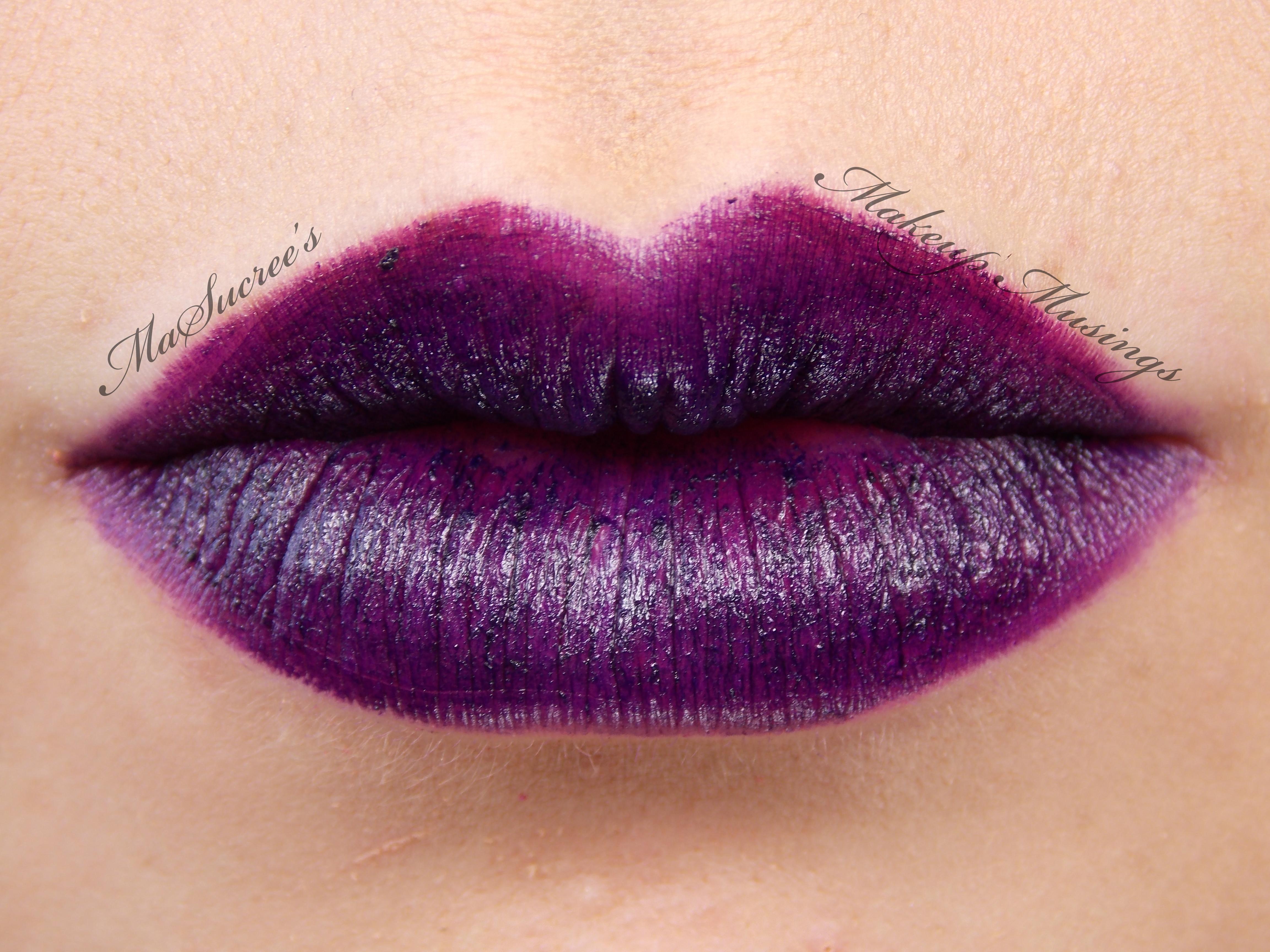 Impulse Cosmetics Opaque Matte Lipstick in Melancholy – Miss T's ...