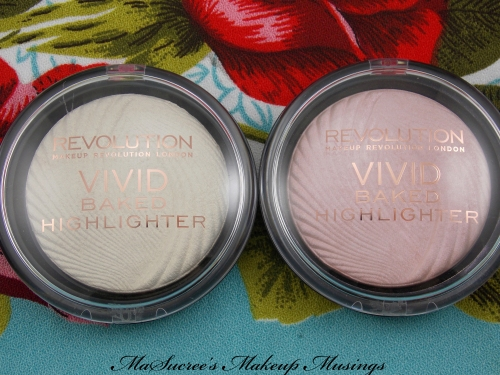 MR Vivid Highlighters Case