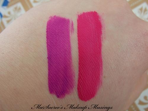 LC Utopia Vs Pink Velvet