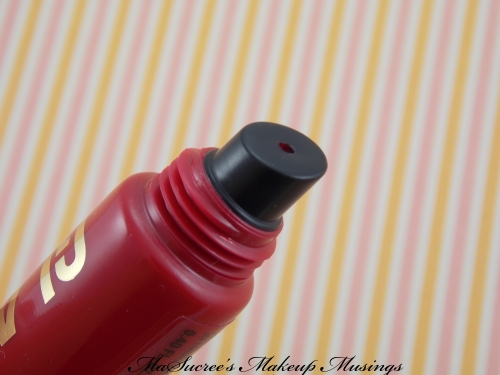 lagirl glazed lip paint pinup tubeopen