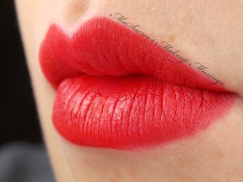 MAC Ruby Woo lipliner lip