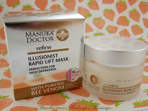 DRM Face Lift Mask Box