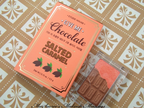 Etude House Salted Caramel Box