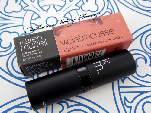 KM Violet Mousse Tube
