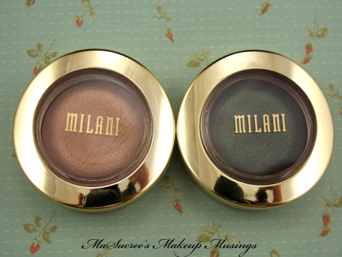 Milani Eyeshadow 2