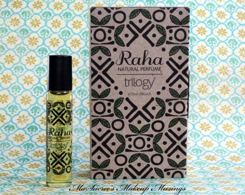 Trilogy Raha Perfume