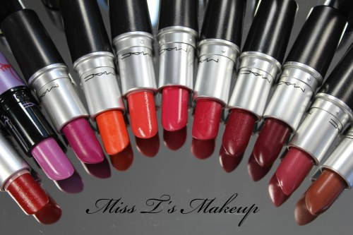 MAC Lippy Circle