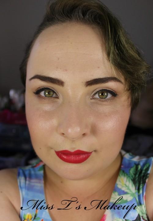 MAC Von Teese Face