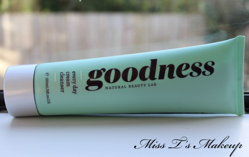 Goodness Everyday Cream Cleanser