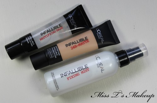 LOreal Paris All Three
