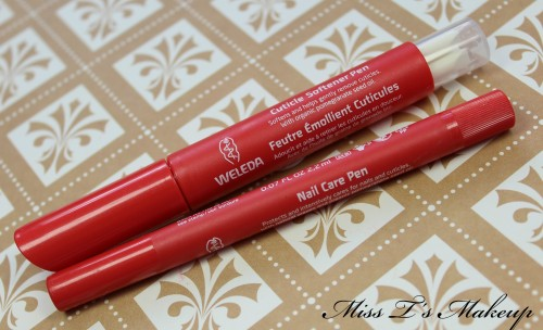 Weleda Nail Care Pens Both