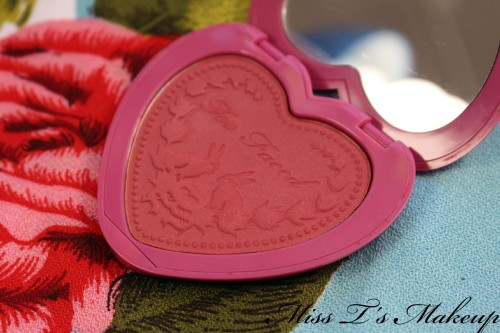 Too Faced Heart Blush Openedited